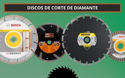 ¿Cuánto dura un disco de corte de diamante?
